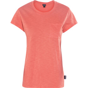 Patagonia Mainstay t-shirt Dames, carve coral